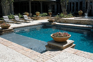 Pool pictures. Beautiful swimming pool.
